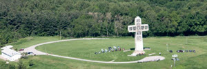History of Bald Knob Cross