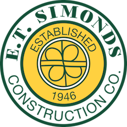 ET Simonds logo