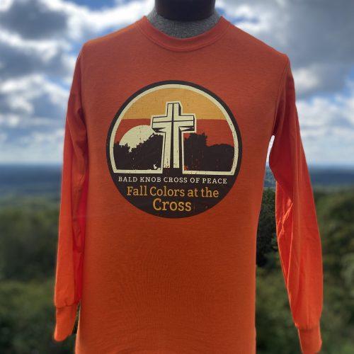 Fall Colors T-shirt long sleeve